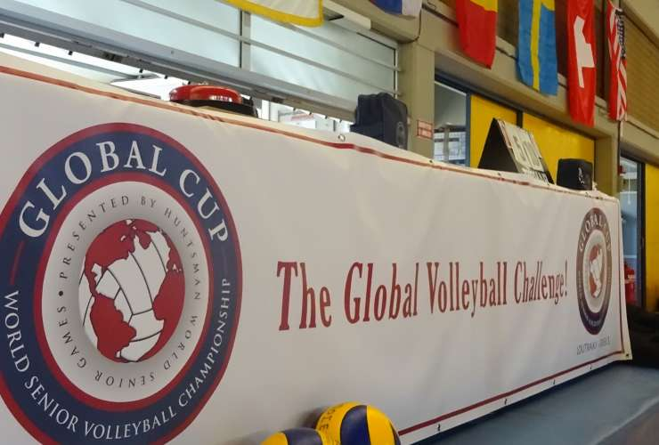 Global Volleyball Cup 2017 - Sportcamp