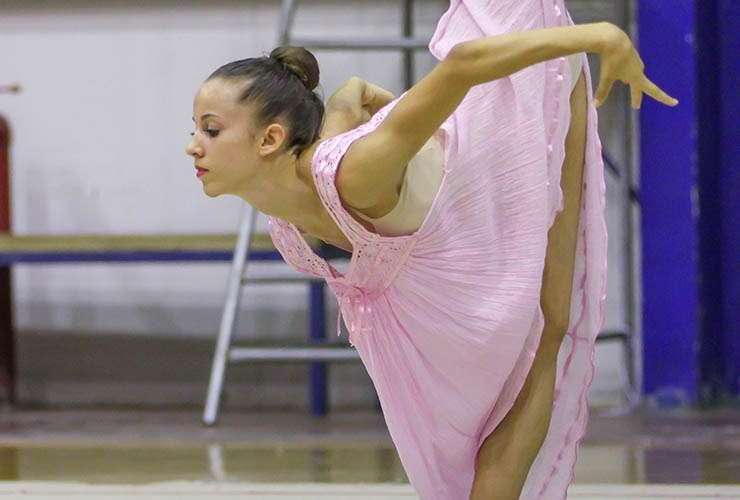 ARMONIA International Rhythmic Gymnastics Training Camp 2014