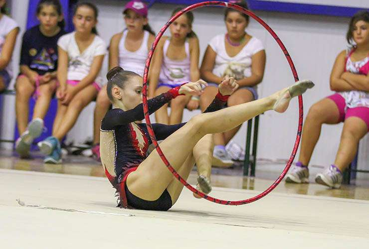 ARMONIA International Rhythmic Gymnastics Training Camp 2014