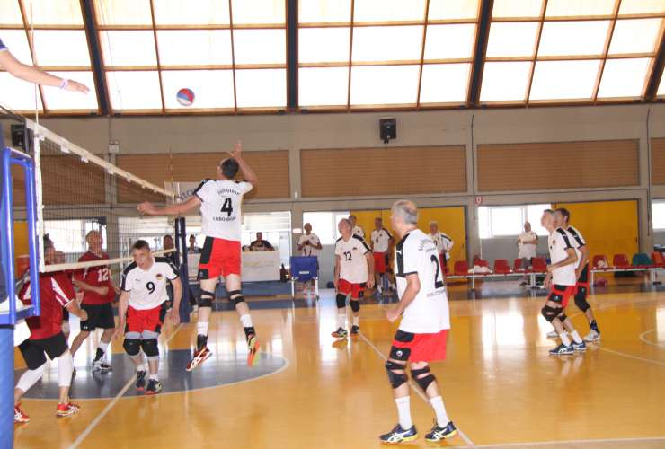 Global Volleyball Cup 2016 - Sportcamp