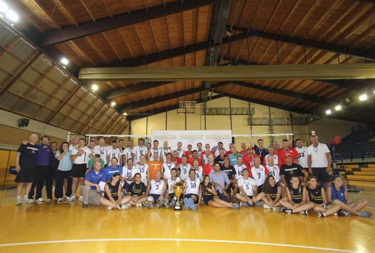 Global Volleyball Cup 2015 - Sportcamp