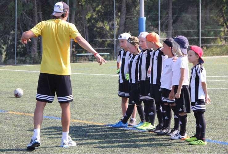 JUVENTUS Academy Soccer Camp 2018