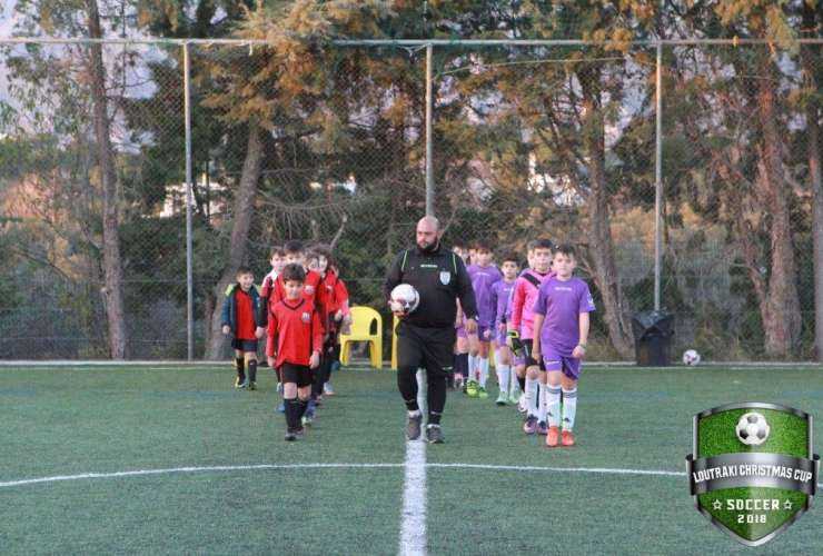 Loutraki Christmas Soccer Cup 2018