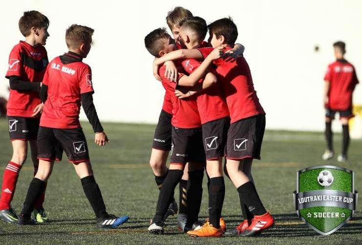 Loutraki Easter Soccer Cup 2018