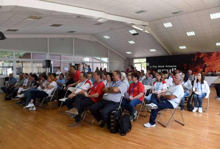 SPECIAL OLYMPICS - LOUTRAKI 2016 - Family Forum SPORTCAMP