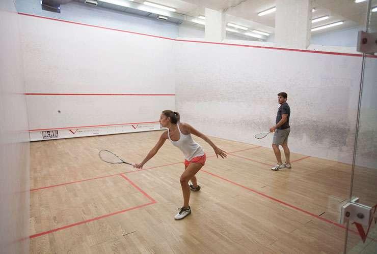 INTERSPORT Squash Open 2012