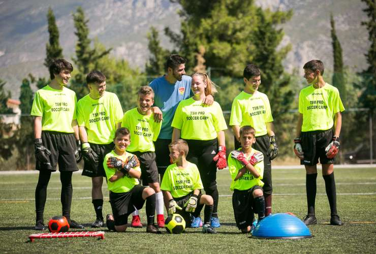 TSM Pro Soccer Camp 2018
