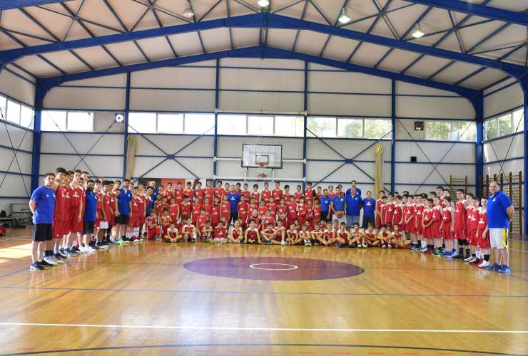 TNBA Elite Summer Camp 2017