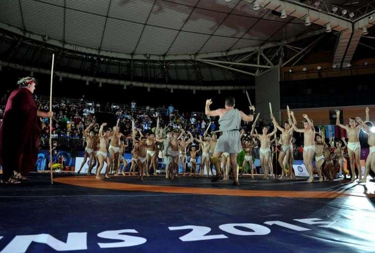 Veteran World Championships - Athens 2015 - Sportcamp