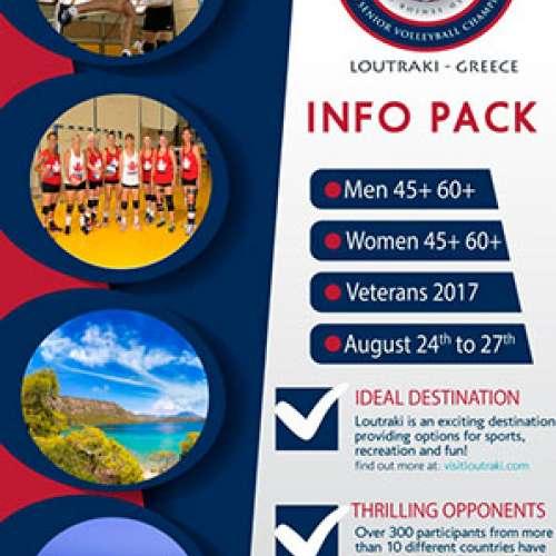 Loutraki Global Cup 2017 Info Pack Sportcamp