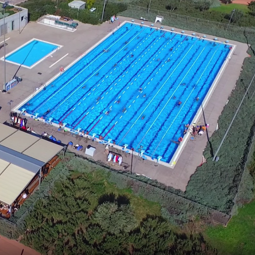 Kallithea Swimming Center